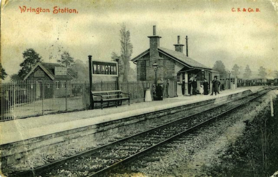Historical Wrington Station